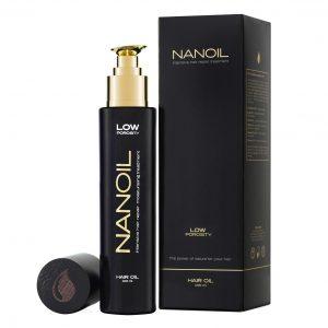 Nanoil haarolie